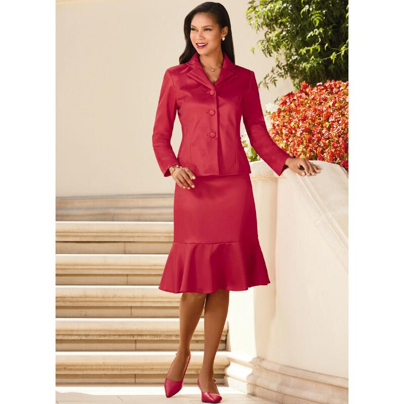 Refined Flair Suit By Ey Signature Women S Church