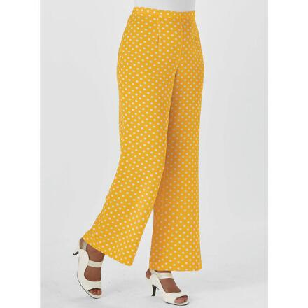 Flair for Dots Pant by Studio EY