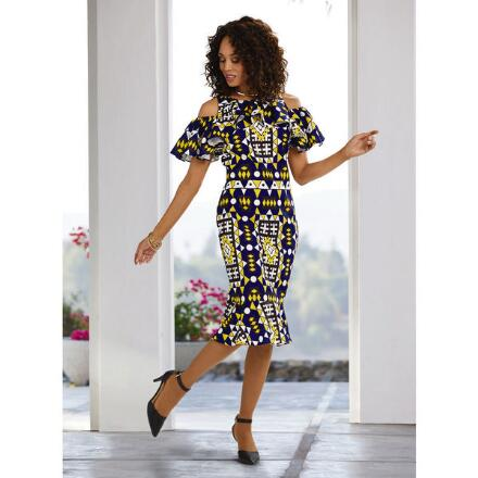 Kiandra's Kaleidoscope Dress by Studio EY