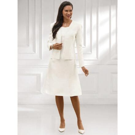 Simply Stunning Jacket Dress by EY Signature