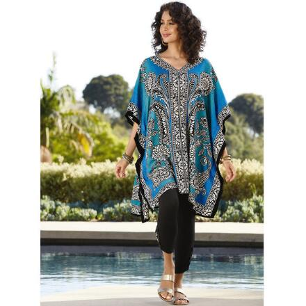 Microfiber Tunic Caftan 4 by Studio EY