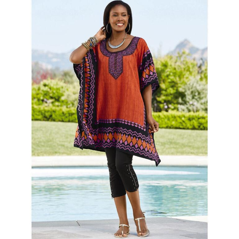 Microfiber Tunic Caftan 5 by Studio EY
