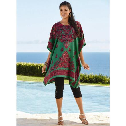 Microfiber Tunic Caftan 6 by Studio EY