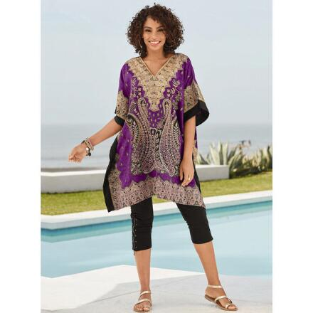 Microfiber Tunic Caftan 7 by Studio EY