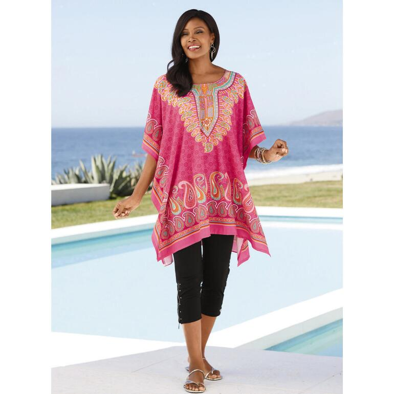 Microfiber Tunic Caftan 8 by Studio EY