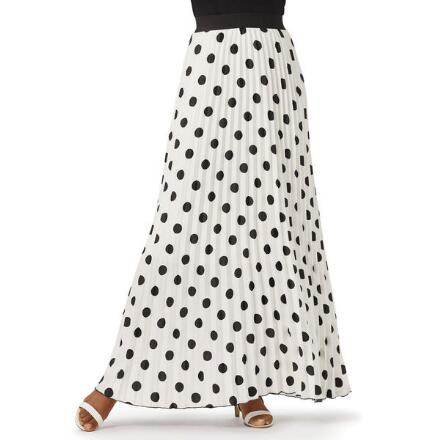 Spot the Dots Maxi Skirt by Studio EY
