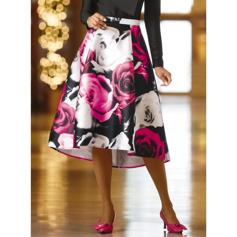 Big on Roses Skirt by Studio EY