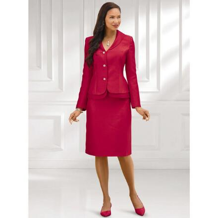 Classic Chic Suit by Exclusive Signature Collection by Especially Yours®