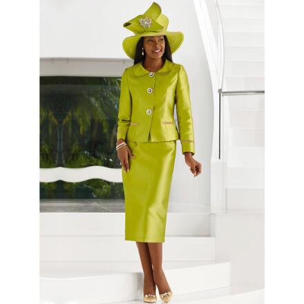 Classic Elegance Suit by LUXE