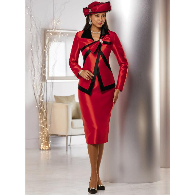 Expressions of Elegance Suit by LUXE