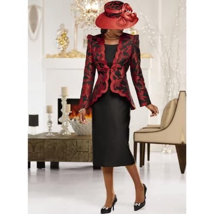 Opulent Option Suit by Dorinda Clark-Cole