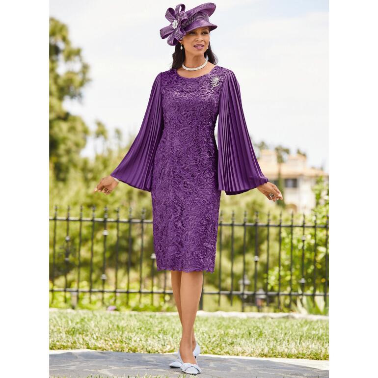 Lace Essence Dress by Lisa Rene Black Label