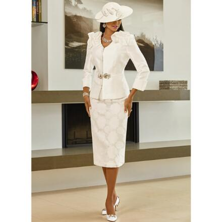 Pure Elegance Suit by LUXE