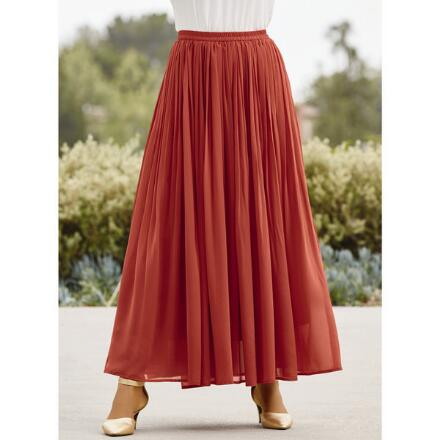 Plenty of Pleats Maxi Skirt by Studio EY