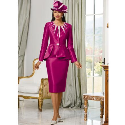 Deco Dream Suit by LUXE