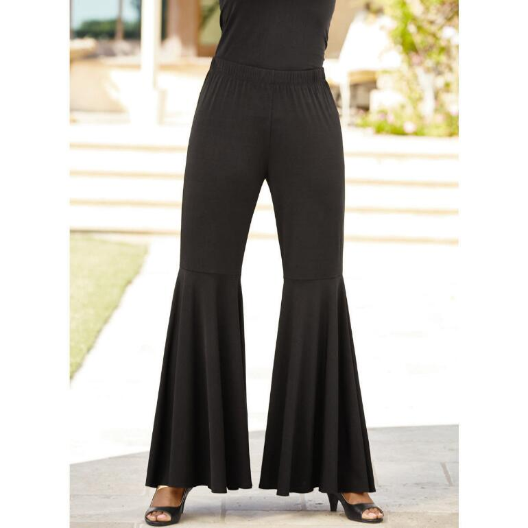 Flow 'n' Flare Pant by Studio EY