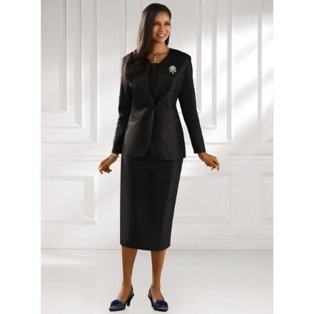 3-Pc. Choir Robe Suit by Tally Taylor