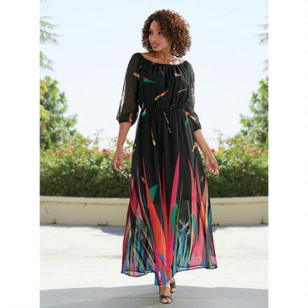Tropical Dream Maxi Dress by Studio EY