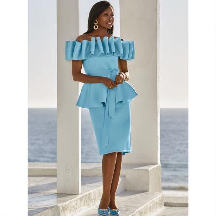 Ruffles of Style Skirt Set by Studio EY