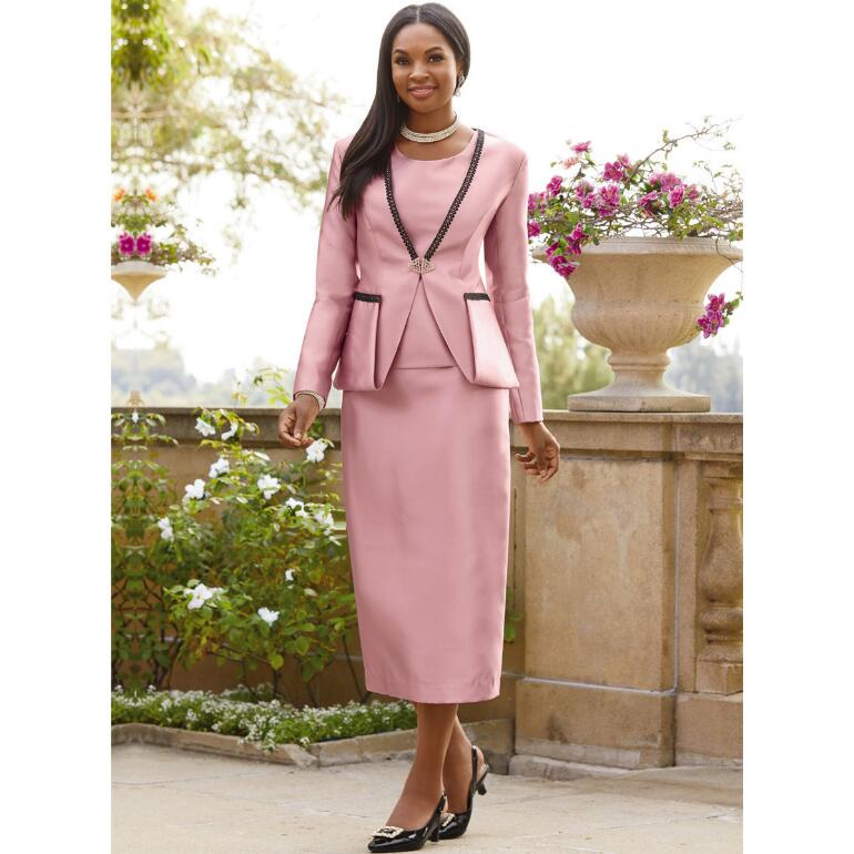 Tailored to Perfection 3-Pc. Suit by Tally Taylor
