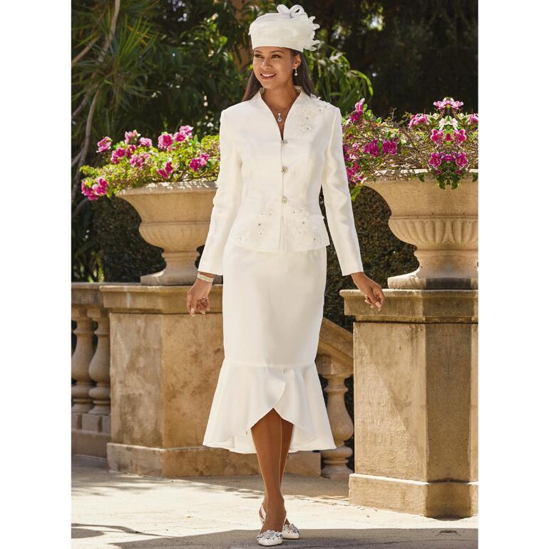 Exquisite Style Suit by Dorinda Clark-Cole
