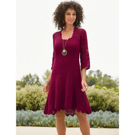 Crochet Dress by Studio EY