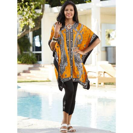 Microfiber Tunic Caftan 2 by Studio EY
