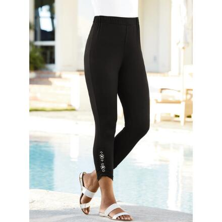 Glam Embellished Legging by Studio EY
