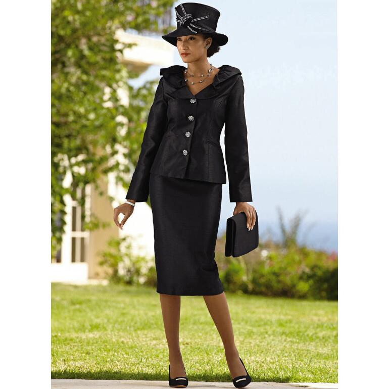 Willowy Willene Suit  by EY Signature