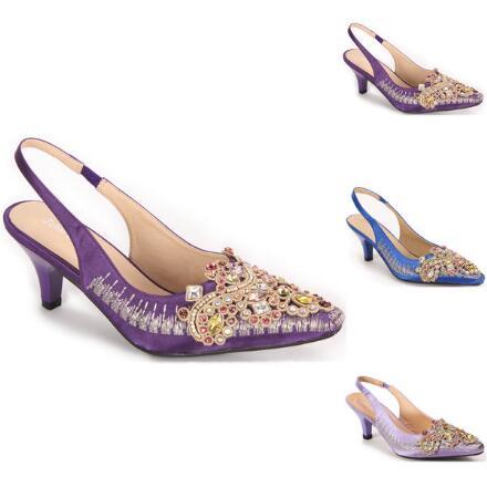 Glamorize Slingbacks by John Fashion™