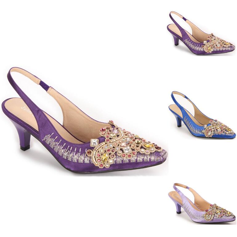 Glamorize Slingbacks by John Fashion™