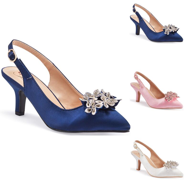 Bedazzled Slingback by EY Boutique