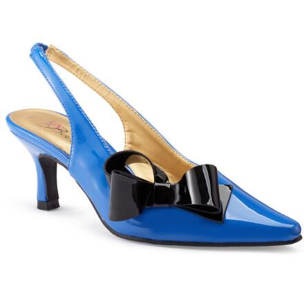 Patently Fabulous Slingback by EY Boutique
