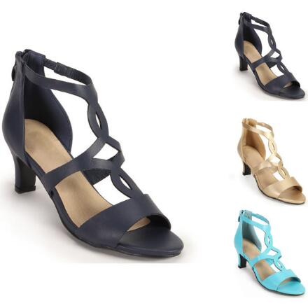 Loop-De-Loop Sandal by EY Boutique