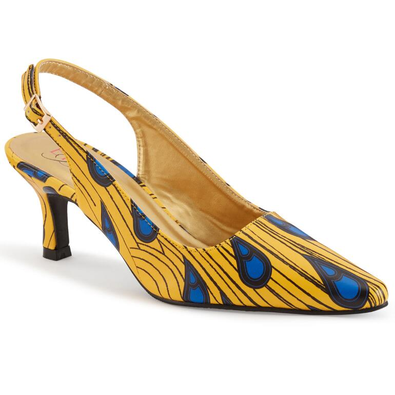 Tiana's Slingback by EY Boutique