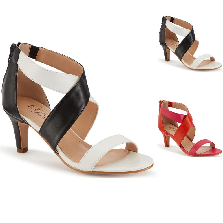 Get Strappy Sandal by EY Boutique