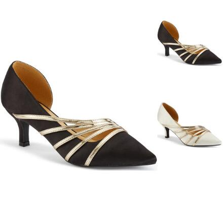 Rays of Shine Pump by EY Boutique