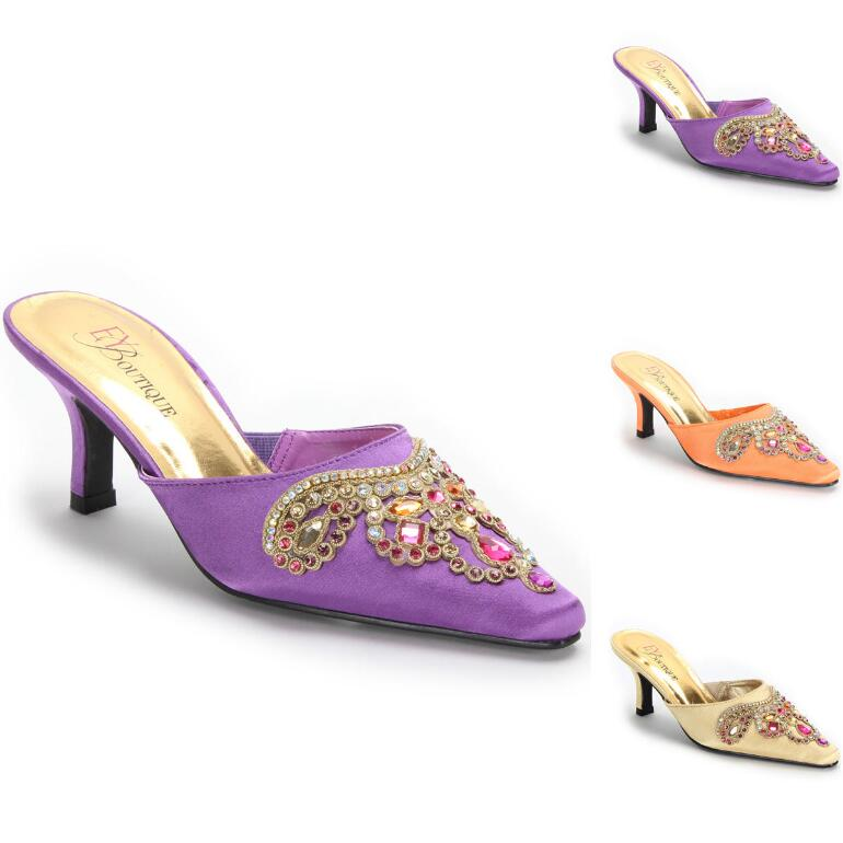 Scherazade Slides by EY Boutique