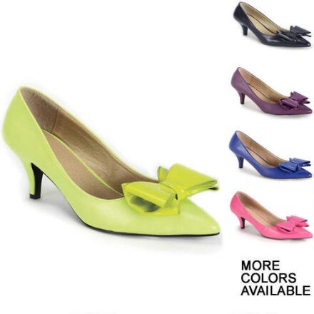 Toe Beau Pumps by EY Boutique