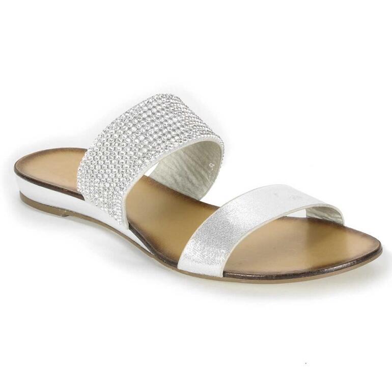 Razzle Dazzle Slides by GC Shoes