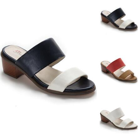 Duette Slides by EY Boutique