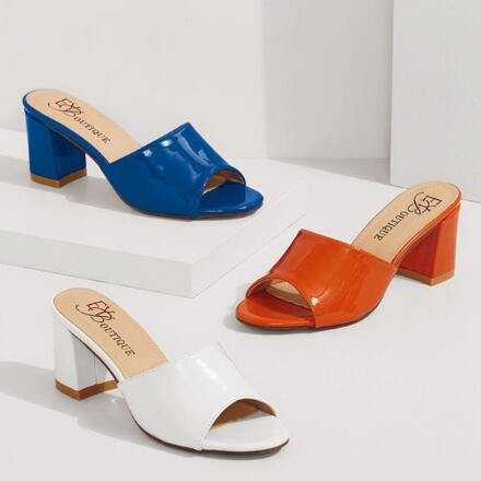 Wear Everywhere Slide by EY Boutique