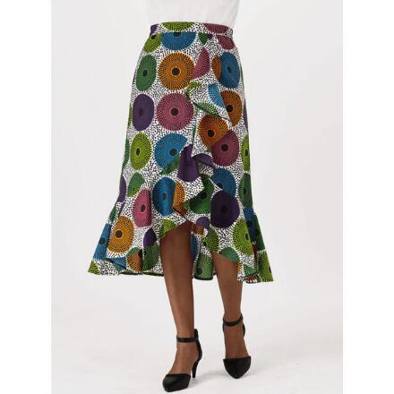 Cira's Circle Skirt by Studio EY