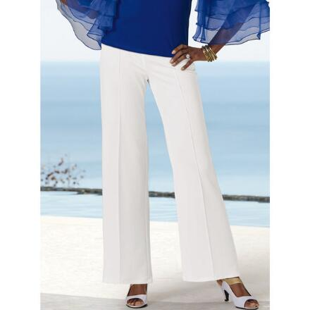 Seamed to Flatter Pant by Studio EY