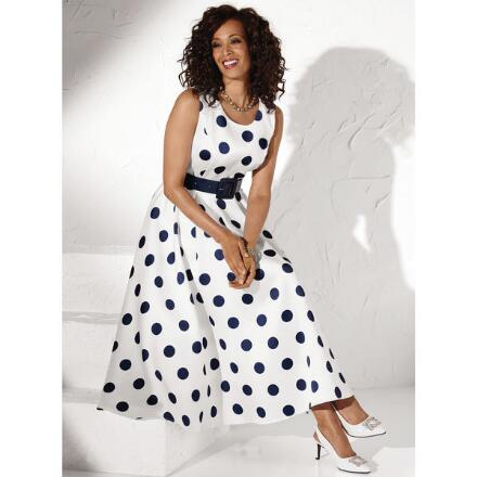 Dazzling Dots Dress by EY Boutique
