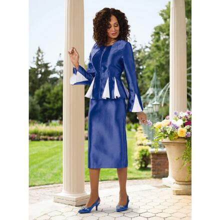 Style in Motion Suit by EY Boutique