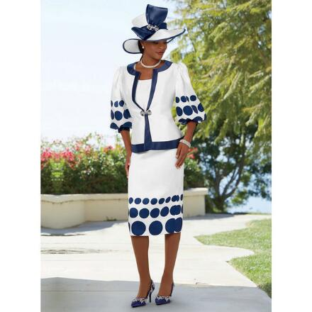 The Best of Circles 3-Pc. Suit by Dorinda Clark-Cole