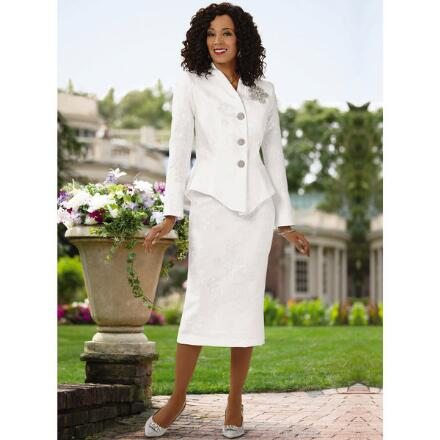 Total Texture 'n' Shine Suit by Lily & Taylor