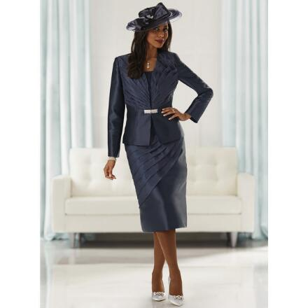 In the Top Tier Suit by LUXE