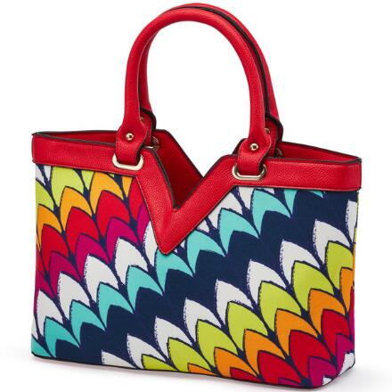 Kali's Kaleidoscope Handbag by EY Boutique